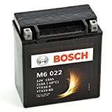 Bosch M6022 Batterie moto YTX16-4 / YTX16-BS - 12V AGM 14A/h-220A