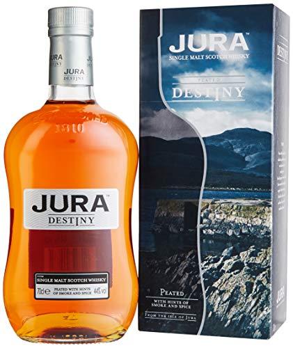 Jura Peated DESTINY Single Malt Scotch Whisky mit Geschenkverpackung (1 x 0.7 l)