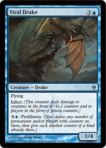 Magic: the Gathering - Viral Drake - New Phyrexia