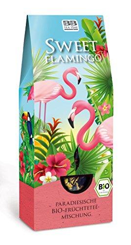 Bio-Früchtetee Sweet Flamingo, 100g loser Tee