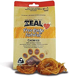 Zeal Chewies Treats For Dog 125g
