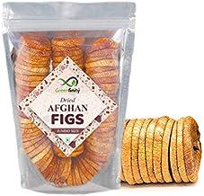 GreenFinity® Premium Afghani Anjeer - 1kg, Jumbo Sized, Vacuumed Pack.