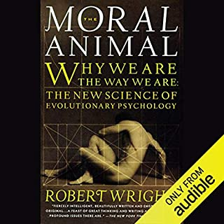 The Moral Animal cover art