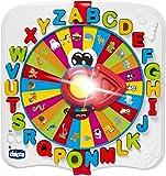 Chicco ABC-RAD (D/GB), bilinguales Lernspielzeug, Alphabetlernen, Montessori-inspiriert