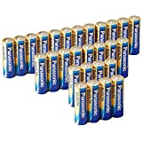 【Amazon.co.jp限定】 パナソニック エボルタ 単3形アルカリ乾電池 28本パック LR6EJA/28SV
