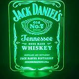Leichte ausländische Wein Jack Daniel's Touch Sensor Nachtlicht für Geburtstagsgeschenk Dekoration