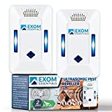 Best Ultrasonic Bat Repellers - ES-2, Ultrasonic Pest Repeller Wall Plug-in, Most Effective Review