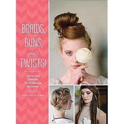 hair bun book