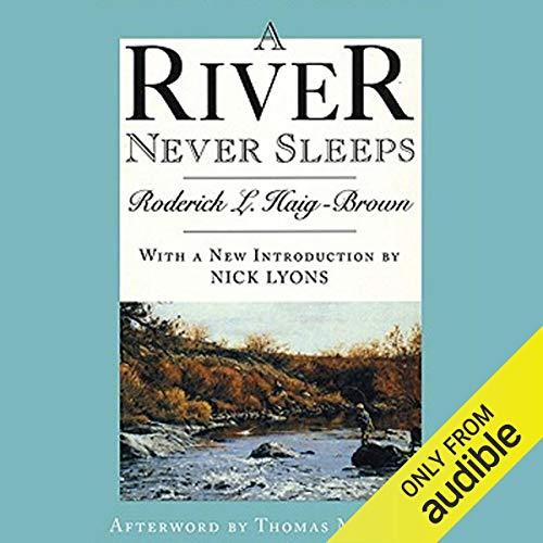 A River Never Sleeps Titelbild