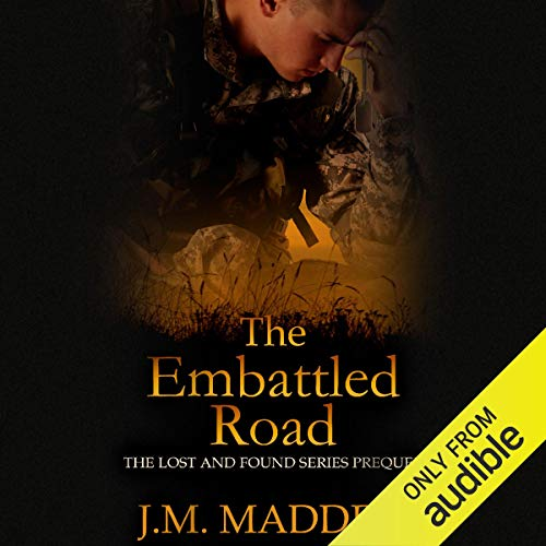 The Embattled Road audiobook cover art