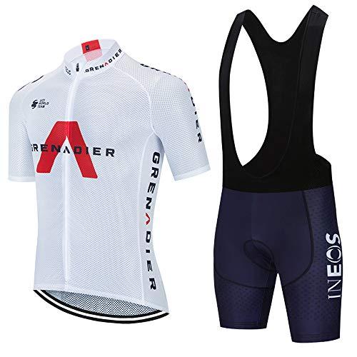 Completi Ciclismo Squadre Maglia Zip Estiva Mtb Abbigliamento Ciclismo Uomo Estivo