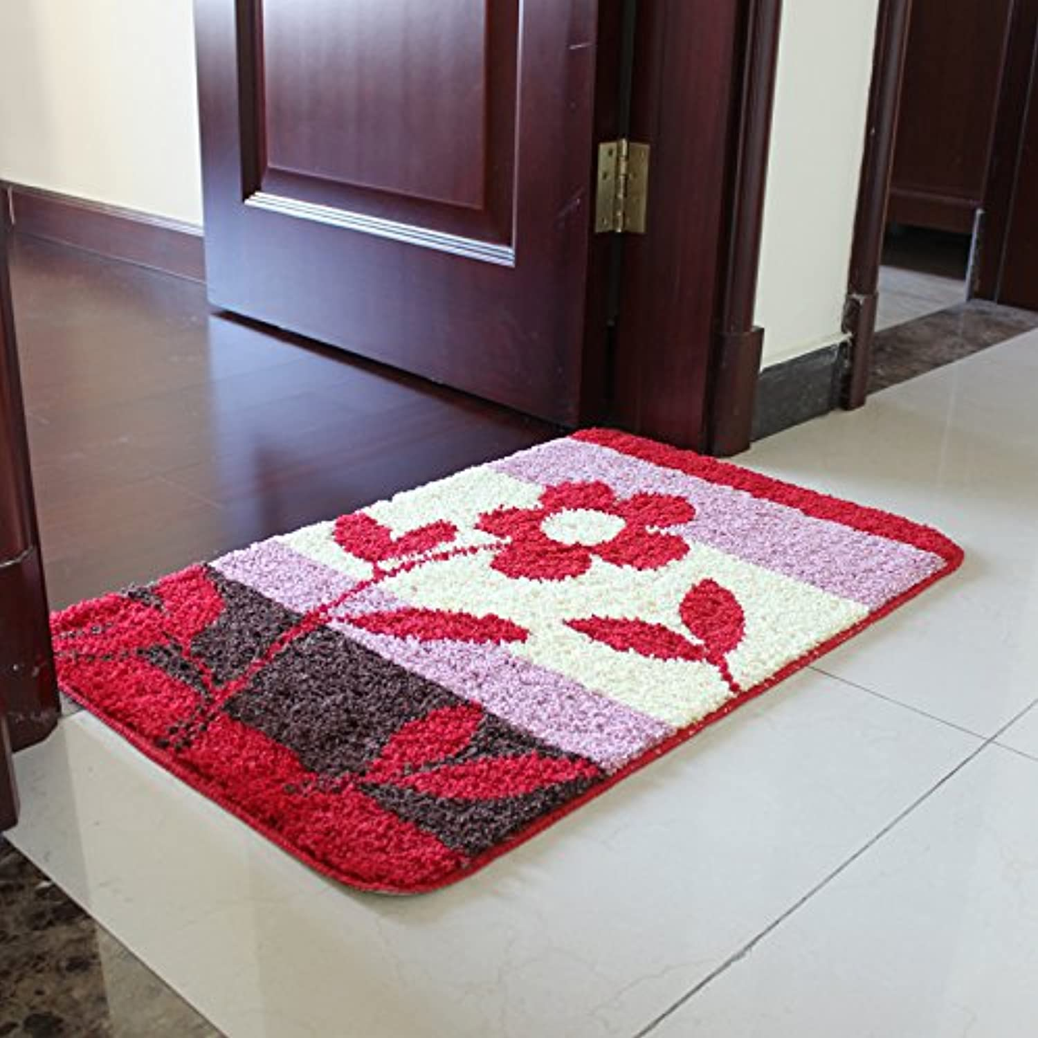 JinYiDian'Shop-The Bedroom Door Mat Scouring Pads Living Room Foot ,4060Cm, Alone