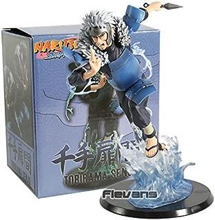 Fallhuoz Naruto Shippuden Senju Hashirama Tobirama PVC Figure Toy Collectible Acgn Figurine Model