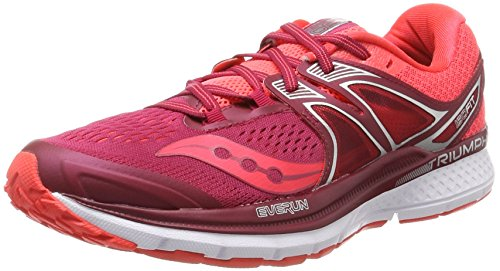 Saucony Triumph ISO 3, Zapatillas de Running para Mujer
