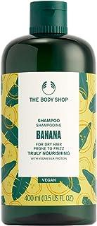 The Body Shop Banana Truly Nourishing Shampoo 400 ml