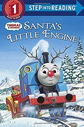 Santas Little Engine (Thomas & Friends) (Step into Reading) by Rev. W. Awdry(2014-09-23)