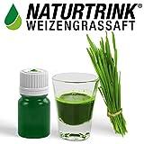 Naturtrink - Bio Weizengrassaft (kein Pulver) 30 Tage-Kur