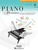Piano Adventures Level 3A: Sightreading Book