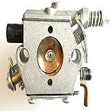 HTGUDE Carburador para Desbrozadora, Carb carburador 3800 38cc Compatible 3800 Repuestos para Exteriores Repuestos Simple y Durable Piezas de Repuesto duraderas