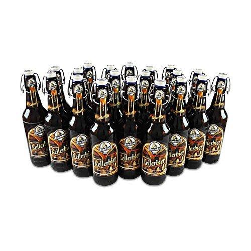 Mönchshof Kellerbier (20 Flaschen à 0,5 l / 5,4 % vol.) inc. 3.00€ MEHRWEG Pfand