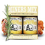 Miners Mix Poultry Perfection, for Oven Roasted, BBQ, Grilled, Smoked, or Deep Fried Chicken or Thanksgiving Turkey. A Low Salt, All Natural, and No MSG, Gourmet Seasoning Blend. 2 Pack