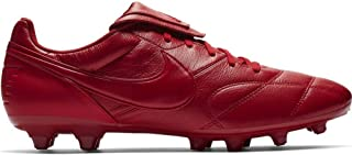 Men's Premier II FG Soccer Cleats (Gym Red)
