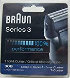 Braun - 81253254 - Combi-pack 30B - Recharge grille + couteaux pour rasoirs