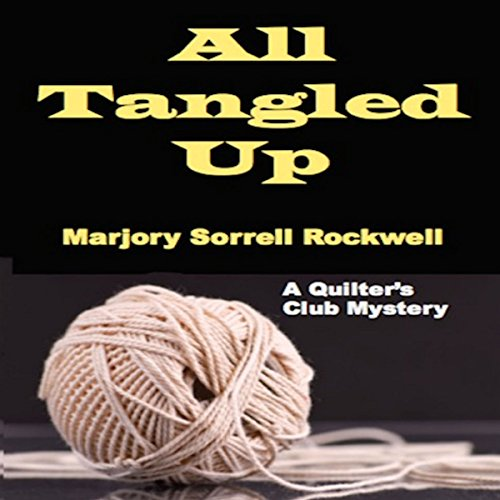 All Tangled Up cover art