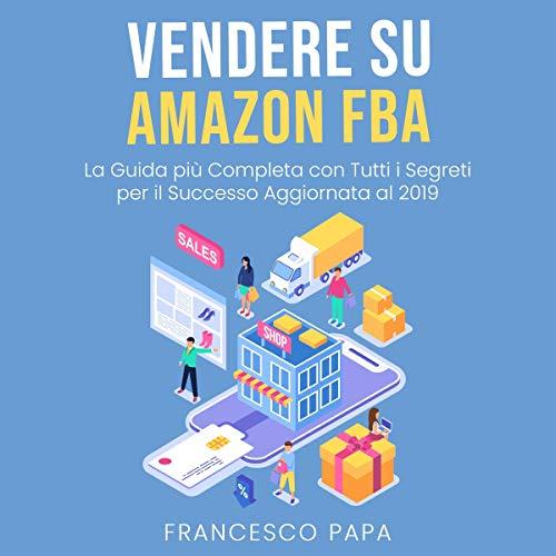 Vendere su Amazon FBA copertina