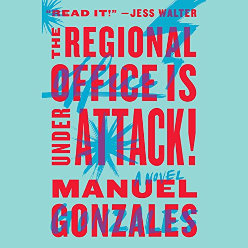 The Regional Office Is Under Attack! cover art