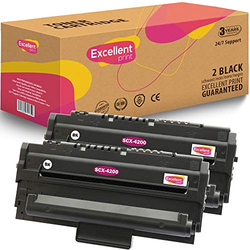 Excellent Print SCX-4200 Kompatibel Tonerkartusche für Samsung SCX-D4200 SCX-D4200A SCX-4200D3 SCX-4200R