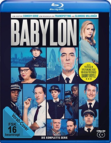 Staffel 1 (inkl. Pilotfolge) [Blu-Ray]