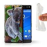 Handy Hülle kompatibel mit Sony Xperia C5 Ultra Wilde
