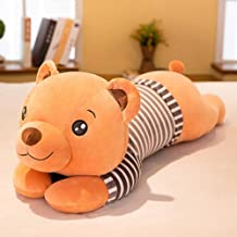 Raccoon Plush Toy Doll Doll Doll Pillow Doll Hug Bear Birthday Gift (Color : 2, Size : 50cm)