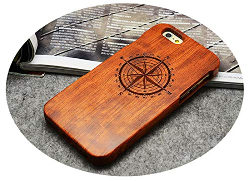 Wooden Phone Case 100% Handmade Natural Real Wood Bamboo Hard Cover for Apple iPhone X XR 11 Pro XS MAX 6S 7 8 Plus 5S SE