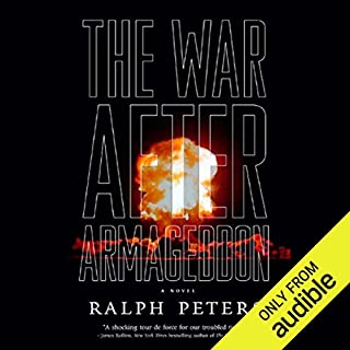 The War After Armageddon audiobook cover art