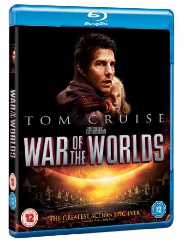 War Of The Worlds (Remake) [Edizione: Regno Unito] [Reino Unido] [Blu-ray]