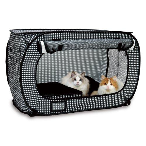 Necoichi Portable Stress Free Series (Cage and Litter Box Set)