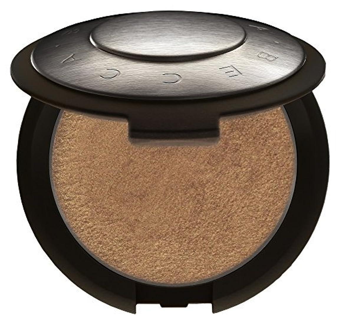 閃光サイクルスポンジ[Becca] Shimmering Skin Perfector Pressed Powder - # Topaz 8g/0.28oz