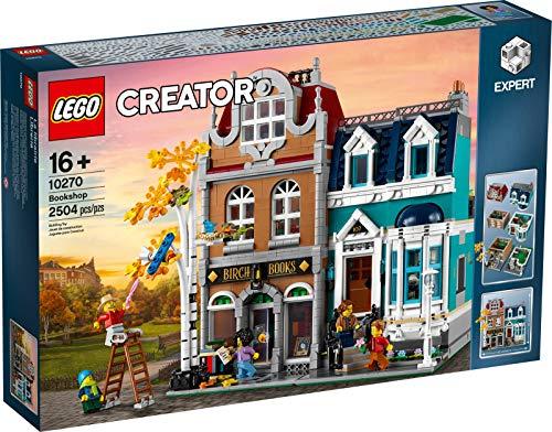LEGO Creator 10270 Buchhandlung Bookshop 2504 Teile .