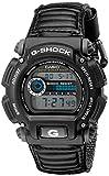 Casio G-Shock Quartz Watch with Nylon Strap, Grey, 24 (Model: DW9052V-1)