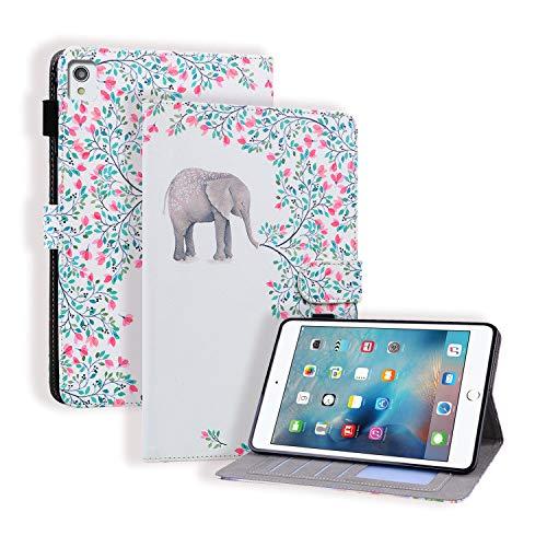 WHWOLF Adecuado para iPad 7ª/iPad 8ª Generación Caso/iPad 10.2 pulgadas Tablet Wallet Flip Stand Cover Carcasa protectora a prueba de golpes con cierre magnético bolsillo para tarjetas-sl71