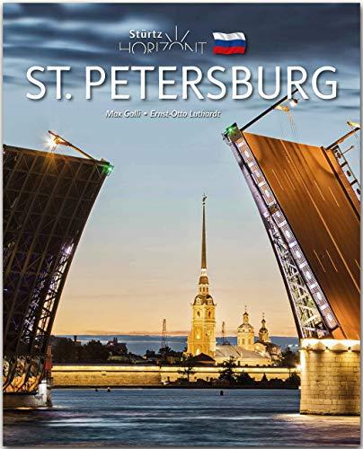 Horizont St. Petersburg: 160 Seiten Bildband mit über 260 Bildern - STÜRTZ Verlag
