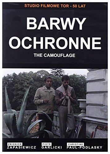The Camouflage (Barwy Ochronne) (Digitally Restored) [DVD] [Region Free] (English subtitles)