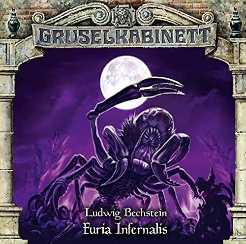 Gruselkabinett - Folge 177: Furia Infernalis. Hörspiel.