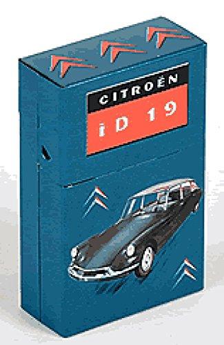 Boites Metal Decoratives Boite A Cigarettes Bleue PUB Retro Citroen ID 19