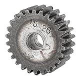 Grigio 10mmx42mmx15mm modulo ruota dell'ingranaggio diritta Spur 1.5 26 denti di metallo