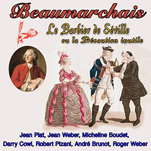 Le Barbier de Séville audiobook cover art