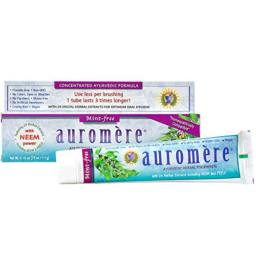 Toothpaste-Mint-Free - 4.16 oz. - Paste