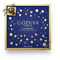 Godiva Goldmark ゴディバアソートゴールドマークチョコレートギフトボックス210g [並行輸入品]